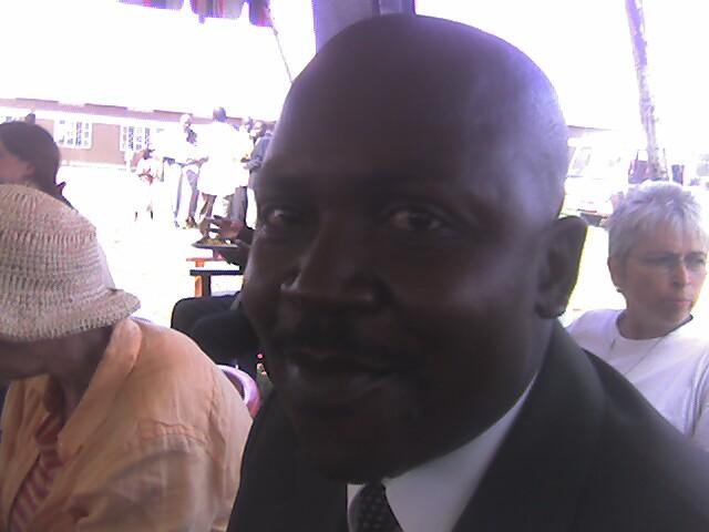 Kyafu Asuman Chaiperson LCV