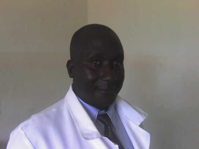 Dr Peter Mwanja