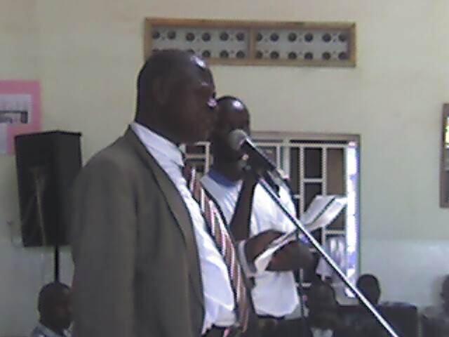Chairman LC3 speaks